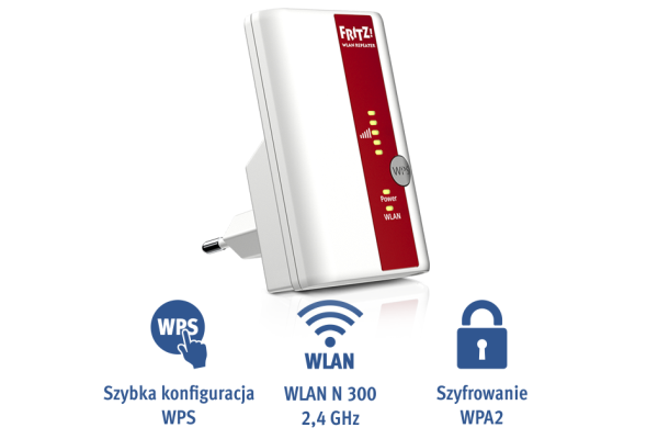 Wlan repeater ER310