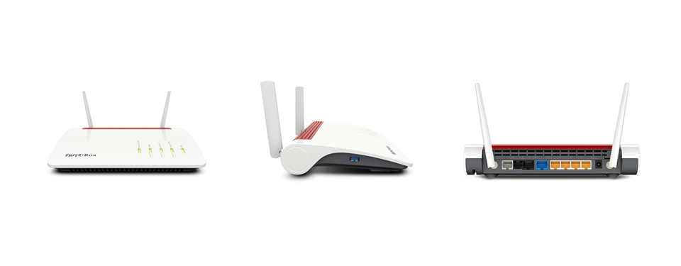 router do biura - FRITZ!Box - 6890